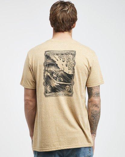 8 Sunset - T-Shirt für Männer  Q1SS37BIF9 Billabong