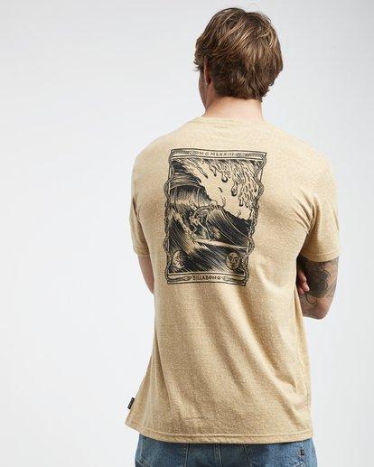 3 Sunset - T-Shirt für Männer  Q1SS37BIF9 Billabong