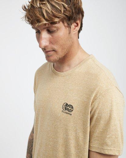 4 Sunset - T-Shirt für Männer  Q1SS37BIF9 Billabong