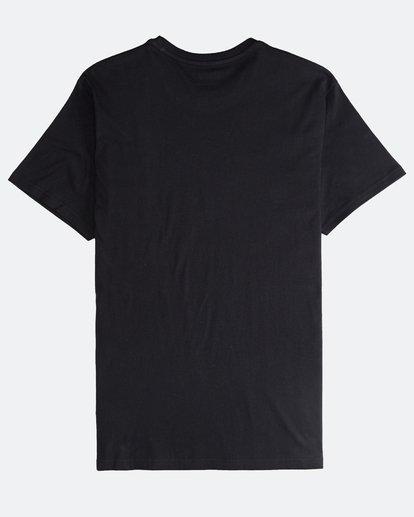 1 Access - Camiseta de Manga Corta para Hombre Negro Q1SS38BIF9 Billabong
