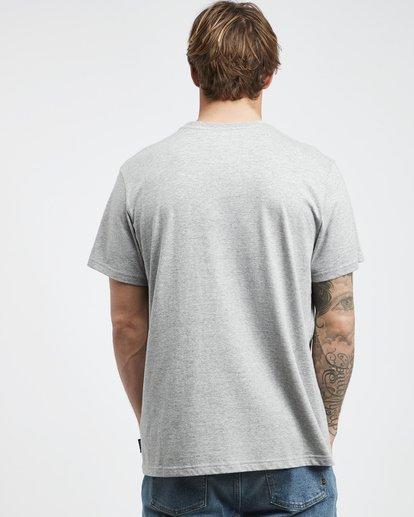 7 Access - T-Shirt für Männer Grau Q1SS38BIF9 Billabong