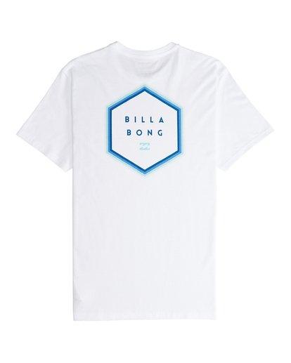 5 Access Back - T-Shirt für Männer Weiss Q1SS39BIF9 Billabong