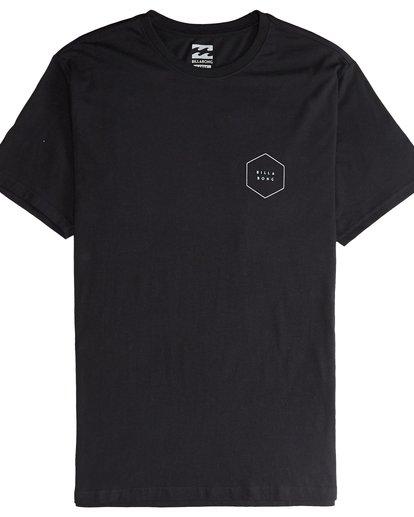 4 Access Back - T-Shirt für Männer Schwarz Q1SS39BIF9 Billabong