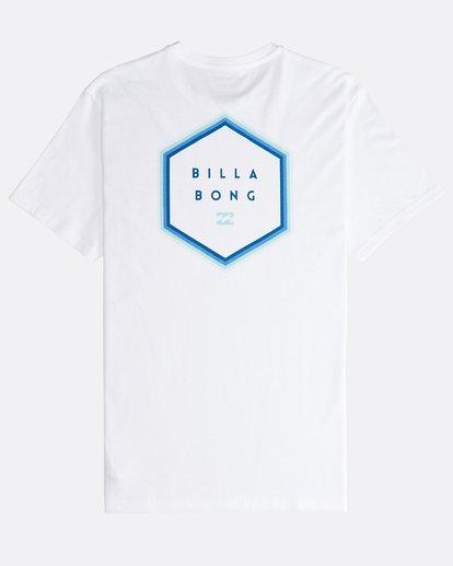 1 Access Back - T-Shirt für Männer Weiss Q1SS39BIF9 Billabong