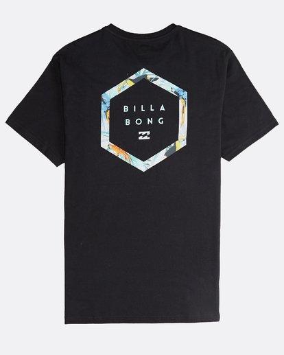 1 Access Back - T-Shirt für Männer Schwarz Q1SS39BIF9 Billabong