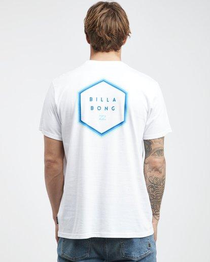 7 Access Back - T-Shirt für Männer Weiss Q1SS39BIF9 Billabong