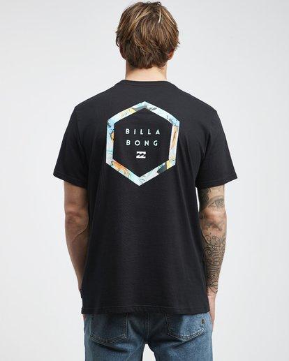 7 Access Back - T-Shirt für Männer Schwarz Q1SS39BIF9 Billabong