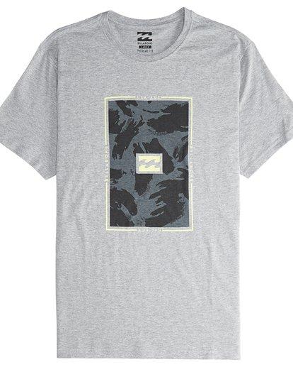 4 Tucked - T-Shirt für Männer Grau Q1SS40BIF9 Billabong