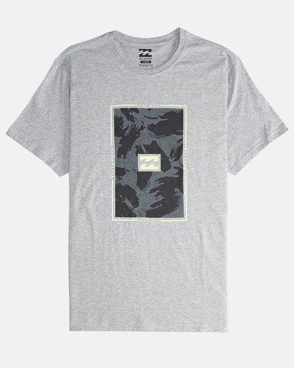 0 Tucked - T-Shirt für Männer Grau Q1SS40BIF9 Billabong