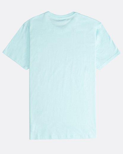1 Tucked - Camiseta de Manga Corta para Hombre Verde Q1SS40BIF9 Billabong