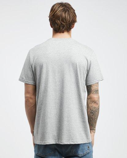 7 Tucked - T-Shirt für Männer Grau Q1SS40BIF9 Billabong