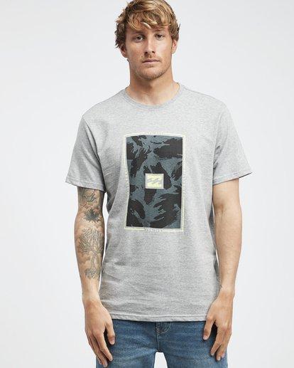 6 Tucked - T-Shirt für Männer Grau Q1SS40BIF9 Billabong