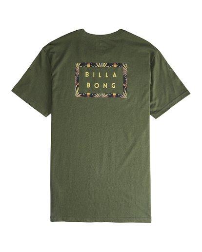 5 Die Cut Theme - T-Shirt für Männer Gemustert Q1SS41BIF9 Billabong