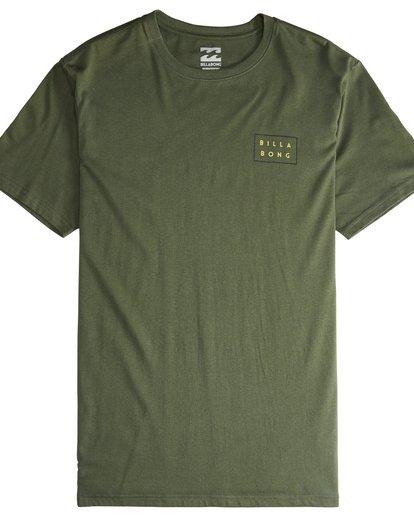 4 Die Cut Theme - T-Shirt für Männer Gemustert Q1SS41BIF9 Billabong