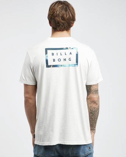 7 Die Cut Theme - T-Shirt für Männer Beige Q1SS41BIF9 Billabong