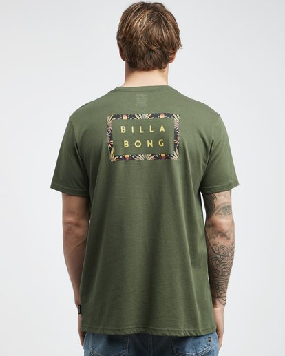 7 Die Cut Theme - T-Shirt für Männer Gemustert Q1SS41BIF9 Billabong