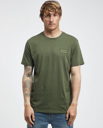 6 Die Cut Theme - T-Shirt für Männer Gemustert Q1SS41BIF9 Billabong