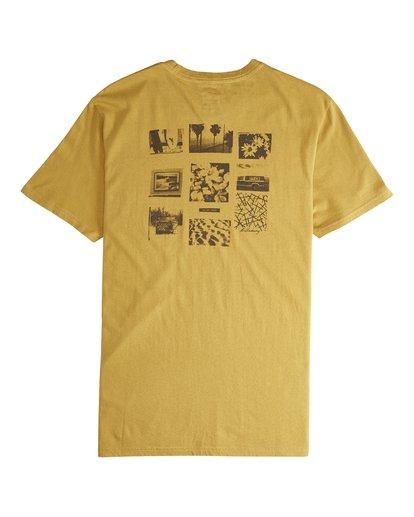 6 Exposure - Camiseta de Manga Corta para Hombre Plateado Q1SS42BIF9 Billabong