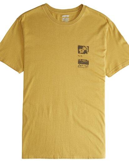5 Exposure - Camiseta de Manga Corta para Hombre Plateado Q1SS42BIF9 Billabong