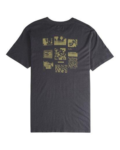 6 Exposure - T-Shirt für Männer Schwarz Q1SS42BIF9 Billabong