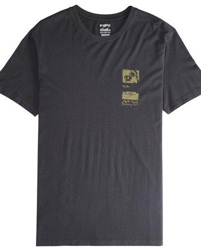 5 Exposure - T-Shirt für Männer Schwarz Q1SS42BIF9 Billabong