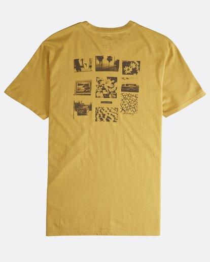 1 Exposure - Camiseta de Manga Corta para Hombre Plateado Q1SS42BIF9 Billabong