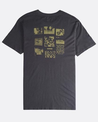 1 Exposure - T-Shirt für Männer Schwarz Q1SS42BIF9 Billabong