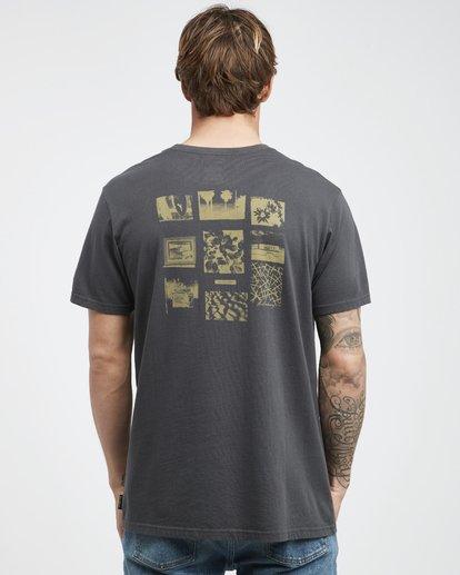 8 Exposure - T-Shirt für Männer Schwarz Q1SS42BIF9 Billabong