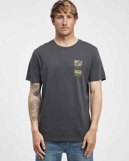 7 Exposure - T-Shirt für Männer Schwarz Q1SS42BIF9 Billabong