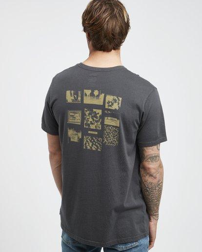 3 Exposure - T-Shirt für Männer Schwarz Q1SS42BIF9 Billabong