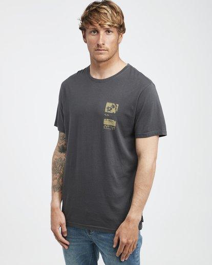 2 Exposure - T-Shirt für Männer Schwarz Q1SS42BIF9 Billabong