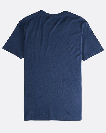 1 Poster - T-Shirt für Männer Blau Q1SS43BIF9 Billabong