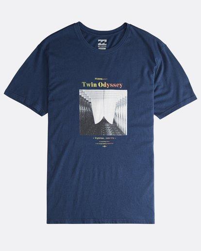 0 Poster - T-Shirt für Männer Blau Q1SS43BIF9 Billabong
