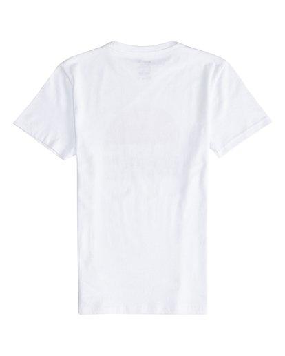 5 High Line - T-Shirt für Männer Weiss Q1SS48BIF9 Billabong