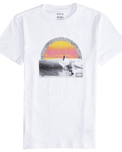 4 High Line - T-Shirt für Männer Weiss Q1SS48BIF9 Billabong