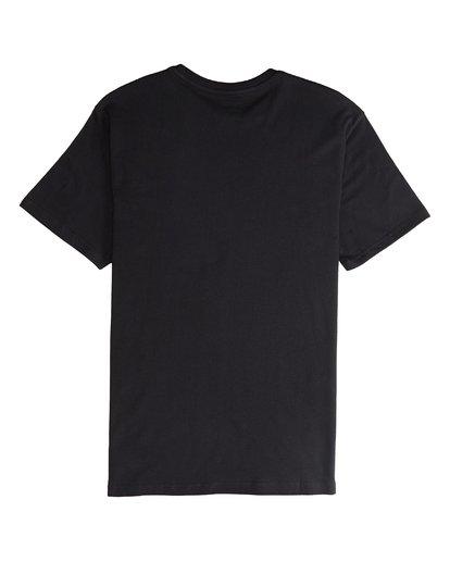 5 High Line - T-Shirt für Männer Schwarz Q1SS48BIF9 Billabong