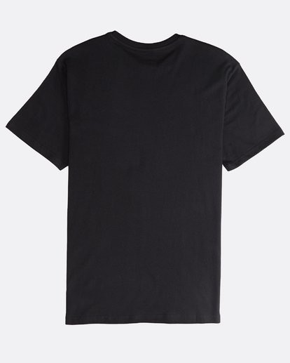 1 High Line - T-Shirt für Männer Schwarz Q1SS48BIF9 Billabong