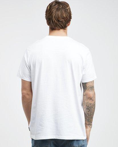 7 High Line - T-Shirt für Männer Weiss Q1SS48BIF9 Billabong