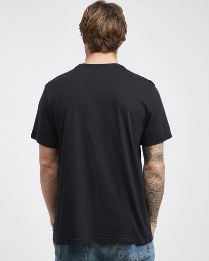 7 High Line - T-Shirt für Männer Schwarz Q1SS48BIF9 Billabong