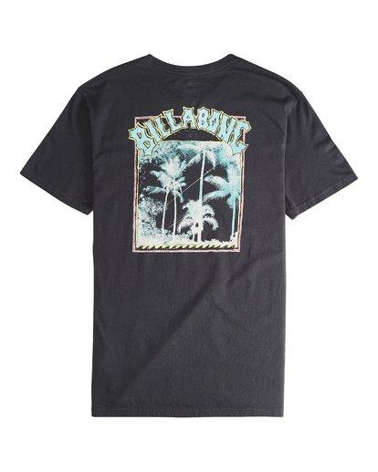 6 Warp - T-Shirt für Männer Schwarz Q1SS49BIF9 Billabong