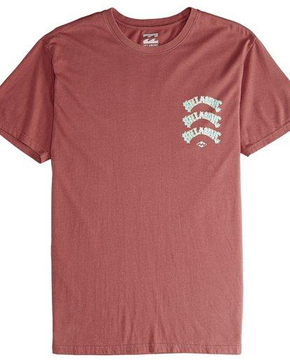 5 Warp - Camiseta de Manga Corta para Hombre  Q1SS49BIF9 Billabong