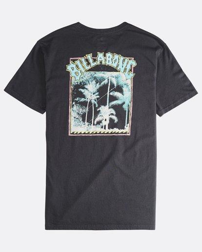1 Warp - T-Shirt für Männer Schwarz Q1SS49BIF9 Billabong