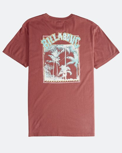 1 Warp - Camiseta de Manga Corta para Hombre  Q1SS49BIF9 Billabong