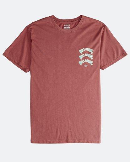 0 Warp - Camiseta de Manga Corta para Hombre  Q1SS49BIF9 Billabong