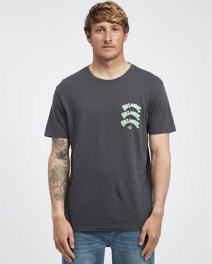 7 Warp - T-Shirt für Männer Schwarz Q1SS49BIF9 Billabong