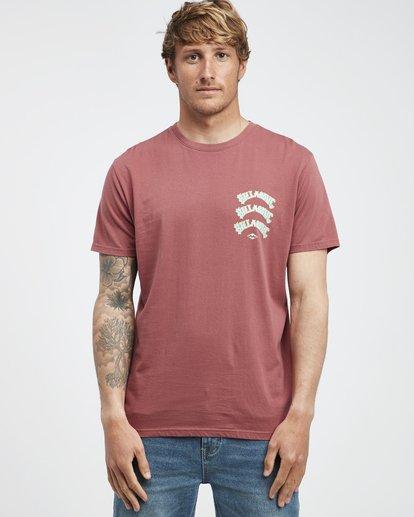 7 Warp - Camiseta de Manga Corta para Hombre  Q1SS49BIF9 Billabong