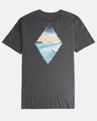 1 Vapor Dream - T-Shirt für Männer Schwarz Q1SS50BIF9 Billabong