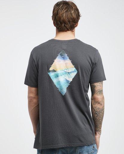 7 Vapor Dream - T-Shirt für Männer Schwarz Q1SS50BIF9 Billabong