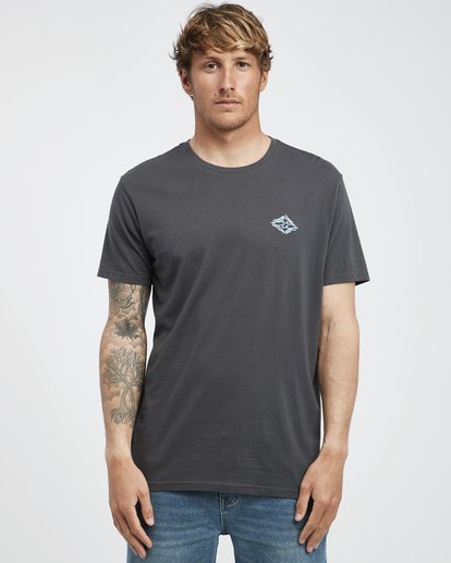 6 Vapor Dream - T-Shirt für Männer Schwarz Q1SS50BIF9 Billabong
