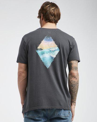 3 Vapor Dream - T-Shirt für Männer Schwarz Q1SS50BIF9 Billabong